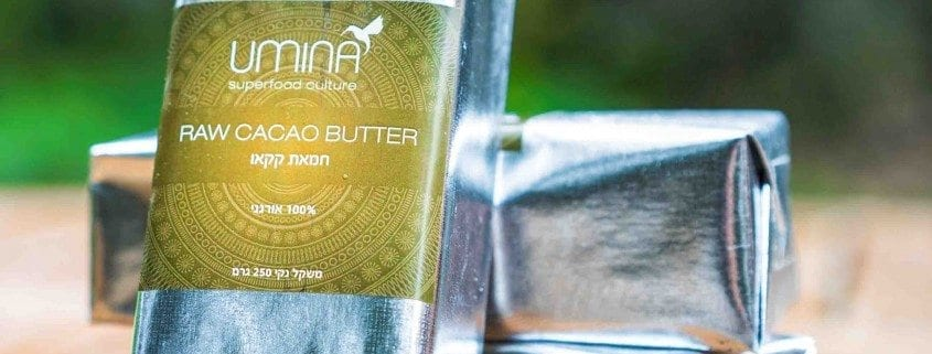 raw cacao butter cover