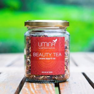 beauty tea cover