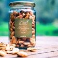 raw fuity cacao beans inner